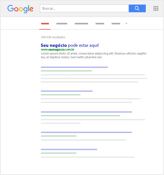 google-tela