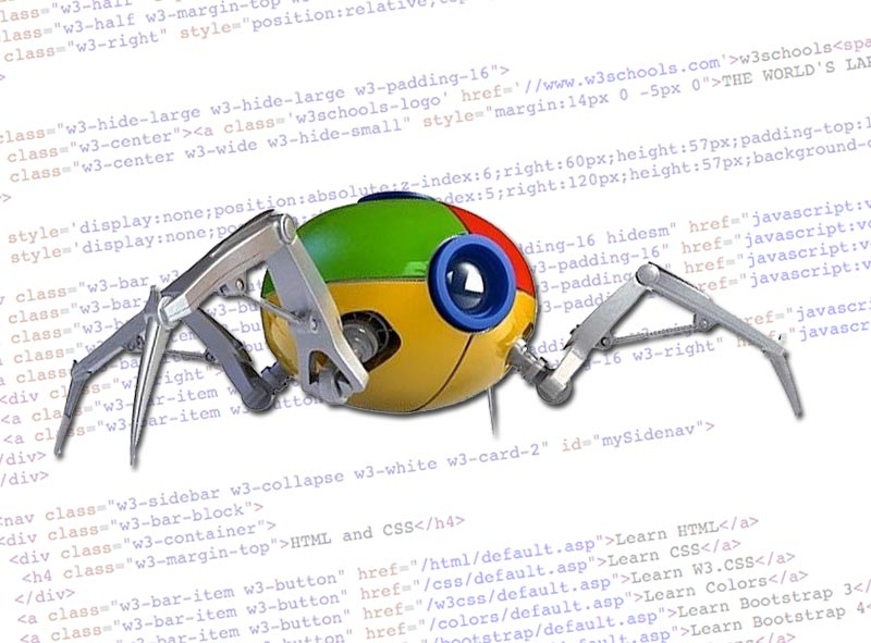 Search-engine-robot